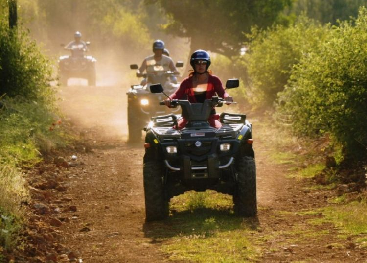 ATV - Quad Bike Safari